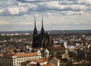 Krátkodobé ubytování v Brně